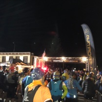 The famous Start Line